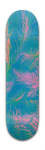 GLITCH PLANT Park Skateboard 8 x 31 3/4