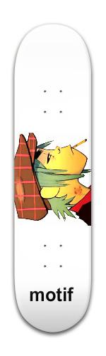GORILLA | motif Banger Park Skateboard 8 x 31 3/4