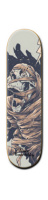 Trent Killey RAER custom deck Park Skateboard 8 1/4  x 32