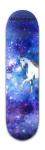 unicorn Park Skateboard 8 x 31 3/4