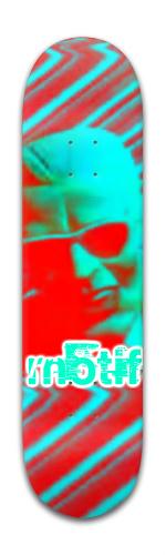 headroom | motif. Park Skateboard 8 x 31 3/4