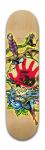 knucklehead tat Park Skateboard 8 x 31 3/4