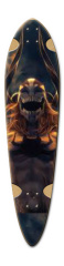 hollow Dart Skateboard Deck v2