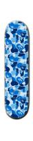 Blue Apes Park Skateboard 8 1/4  x 32