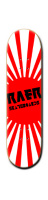 Japanese RAER Park Skateboard 8 1/4  x 32