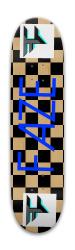 FaZe skateboard Park Skateboard 7.88 x 31.495