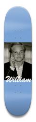 William Park Skateboard 8.5 x 32.463