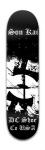 Son Kai 1st Signature Board Park Skateboard 7 7/8 x 31 5/8