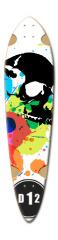 madi Dart Skateboard Deck v2