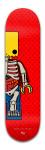 lego 2 Park Skateboard 8.5 x 32 1/8