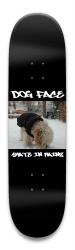 Dog Face Park Skateboard 8.5 x 32.463