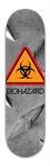 Biohazard Park Skateboard 8.5 x 32 1/8