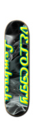 Velocity Lembach Smoke deck Park Skateboard 8 1/4  x 32