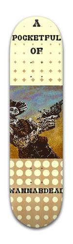Deathwish Similarity Board Park Skateboard 8 x 31 3/4