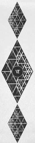 VT first design Custom longboard griptape