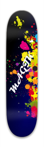 magik Park Skateboard 7.88 x 31.495