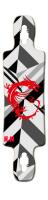 Gnarlier 38 Skateboard Deck v2