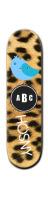 hosni Banger Park Skateboard 8 1/4  x 32