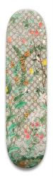 Classic Floral Park Skateboard 8.5 x 32.463