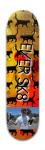 wheeeeeeee!!!!!!! Banger Park Skateboard 7 7/8 x 31 5/8