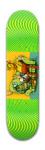 Rocko's Modern Board Banger Park Skateboard 7 7/8 x 31 5/8