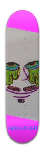 BFTS Banger Park Skateboard 8 x 31 3/4