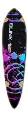 Dart Complete Skateboard Deck v2