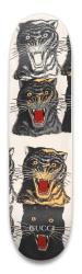 Tiger Roar Pattern Park Skateboard 8.5 x 32.463