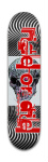 Ride or Die board #1 Banger Park Skateboard 7 3/8 x 31 1/8