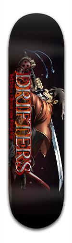 Drifters Banger Park Skateboard 8.5 x 32 1/8