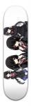 Date A Live! Kurumis Banger Park Skateboard 8.5 x 32 1/8