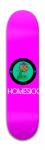 Homesick Banger Park Skateboard 7 7/8 x 31 5/8