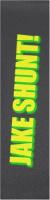 Jake Shunt! Custom skateboard griptape