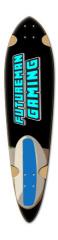 FMG Dart Skateboard Deck v2