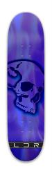 LeaderSkull Park Skateboard 8 x 31.775