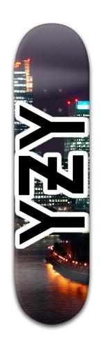 All Hype Banger Park Skateboard 8 x 31 3/4