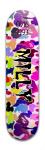 BAPE MILLY Banger Park Skateboard 8 x 31 3/4