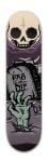 sk8 or die Banger Park Skateboard 8 x 31 3/4