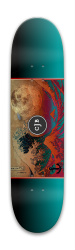 Cole's Board 3.0 Park Skateboard 8 x 31.775