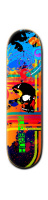 awesome board Banger Park Skateboard 8 1/4  x 32