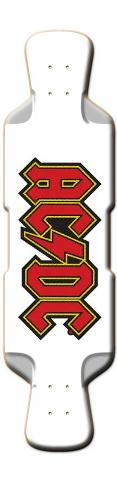 AC/DC Perfecto 39 Complete Longboard