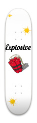 My Own Explosion Park Skateboard 8 x 31.775