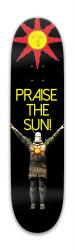 PRAISE THE SUN! Park Skateboard 8 x 31.775