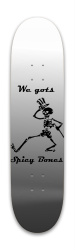Spicy Bones Park Skateboard 8 x 31.775