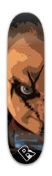 Chucky Park Skateboard 8 x 31.775