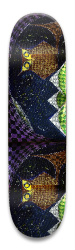 Night Owls Park Skateboard 8.5 x 32.463