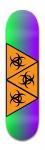 lets skate Banger Park Skateboard 8 x 31 3/4