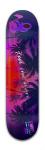 Feel the Wave Banger Park Skateboard 8 x 31 3/4