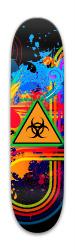 Toxic Art Park Skateboard 8 x 31.775