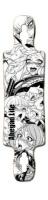 Ahegao Face Life Gnarlier 38 Skateboard Deck v2